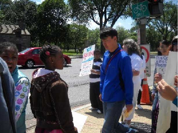 May 2010 Protest at White House Pic #3