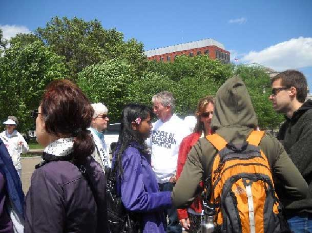 May 2010 Protest at White House Pic #6