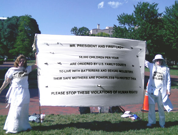 May 2010 Protest at White House Pic #8